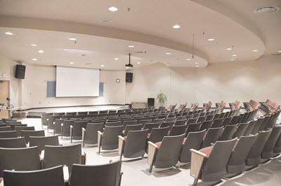 Class Auditorium Cleaning - Paul's Building Maintenance