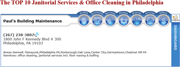 best janitorial services
