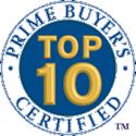 Prime Buyer's Report Top 10 - Paul's Building Maintenance